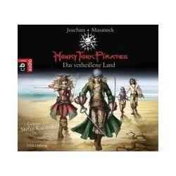 Hörbücher: Honky Tonk Pirates 01. Das verheißene Land  von Joachim Masannek