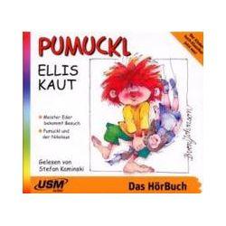 Hörbücher: Pumuckl 09. Meister Eder bekommt Besuch / Pumuckl und der Nikolaus  von Ellis Nach den Büchern Kaut