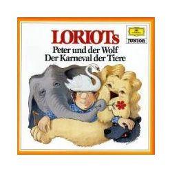 Hörbücher: Peter & der Wolf/ Karneval der Tiere  von Camille Saint-Saens, Sergej O. Prokofieff von Skitch Henderson