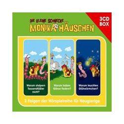 Hörbücher: Die kleine Schnecke Monika Häuschen 3-CD Hörspielbox Vol. 1 Folge 1-3