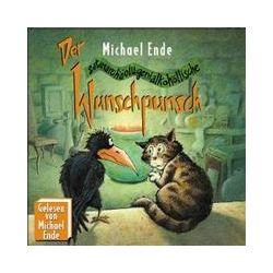 Hörbücher: Der satanarchäolügenialkohöllische Wunschpunsch 1. CD  von Michael Ende