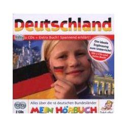 Hörbücher: Mein Hörbuch-Ich Lerne Deutschland Kennen  von Dorit Wilhelm
