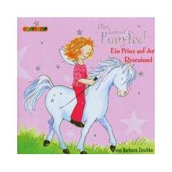 Hörbücher: Hier kommt Ponyfee 02. Ein Prinz auf der Roseninsel. CD  von Barbara Zoschke