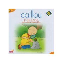 Hörbücher: Caillou 6,Audio