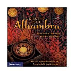 Hörbücher: Alhambra  von Kirsten Boie