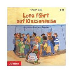 Hörbücher: Lena fährt auf Klassenreise. 2 CDs  von Kirsten Boie