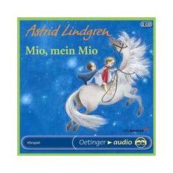 Hörbücher: Mio, mein Mio  von Astrid Lindgren  von Günter Siebert