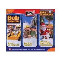 Hörbücher: Bob, der Baumeister Box 05. Winterbox
