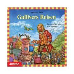 Hörbücher: Gullivers Reisen  von Jonathan Swift