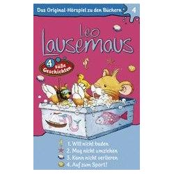 Hörbücher: Leo Lausemaus 04 ... mag nicht baden