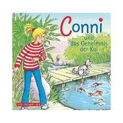 Hörbücher: Conni und das Geheimnis der Koi  von Julia Boehme