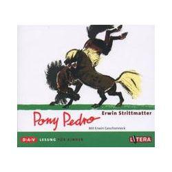 Hörbücher: Pony Pedro  von Erwin Strittmatter