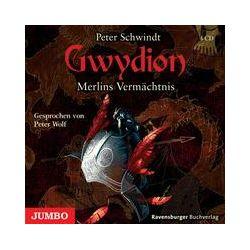 Hörbücher: Gwydion 04. Merlins Vermächtnis  von Peter Schwindt