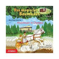 Hörbücher: Das magische Baumhaus 19. Abenteuer in Olympia. CD  von Mary Pope Osborne