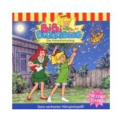 Hörbücher: Bibi Blocksberg 84. Das Hexenhoroskop. CD  von Klaus-P. Weigand von Jutta Buschenhagen
