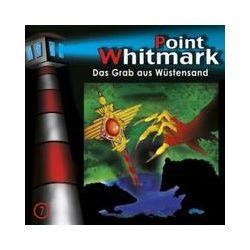 Hörbücher: Point Whitmark 07. Das Grab aus Wüstensand  von Bob Lexington von Volker Sassenberg