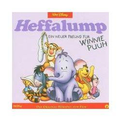 Hörbücher: Heffalump, ein neuer Freund für Winnie Puuh. CD  von Walt Disney