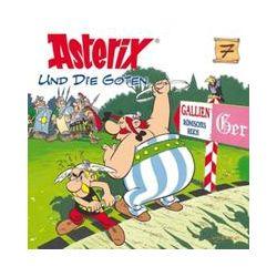 Hörbücher: 7: Asterix Und Die Goten  von Albert Uderzo, René Goscinny