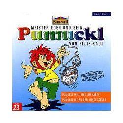 Hörbücher: 23:Pumuckl Will Eine Uhr Haben/Pumuckl Ist An Gar  von Ellis Nach den Büchern Kaut
