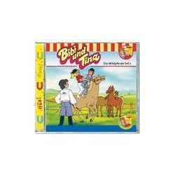 Hörbücher: Bibi und Tina. Die Wildpferde 1  von Ulf Tiehm von Ulli Herzog