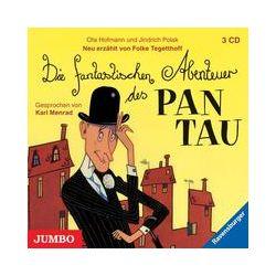 Hörbücher: Die Abenteuer des Pan Tau  von Folke Tegetthoff