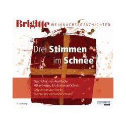 Hörbücher: Drei Stimmen im Schnee  von Eric Emmanuel Schmitt, Hakan Nesser, Axel Hacke