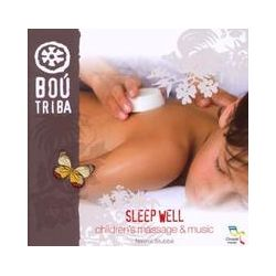 Hörbücher: Sleep Well-Children's Massage & Music  von Naomi Stubbé