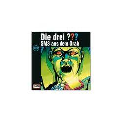 Hörbücher: Die drei ??? (129) SMS aus dem Grab   von Oliver Rohrbeck, Jens Wawrczeck
