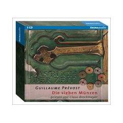 Hörbücher: Das Buch der Zeit 02. Die sieben Münzen  von Guillaume Prevost