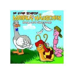 Hörbücher: Die kleine Schnecke Monika Häuschen 2: Warum haben Gänse Federn?  von Kati Naumann