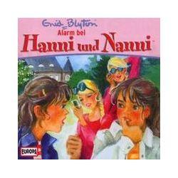 Hörbücher: Hanni und Nanni 31. Alarm bei Hanni und Nanni  von Enid Blyton