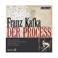 Hörbücher: Der Process  von Franz Kafka von Klaus Buhlert