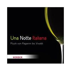 Hörbücher: Una Notte Italiana