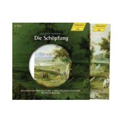 Hörbücher: Die Schöpfung  von Joseph Haydn  von Gächinger Kantorei Stuttgart, Bach-Collegium Stuttgart