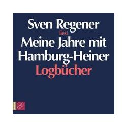 Hörbücher: Meine Jahre mit Hamburg-Heiner  von Sven Regener