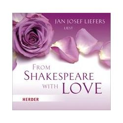 Hörbücher: From Shakespeare with Love  von William Shakespeare