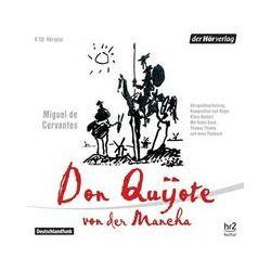 Hörbücher: Don Quijote von der Mancha  von Miguel de Cervantes Saavedra von Klaus Buhlert
