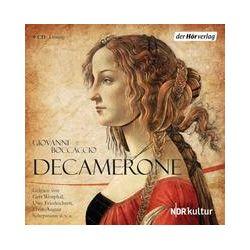 Hörbücher: Das Decamerone  von Giovanni Boccaccio