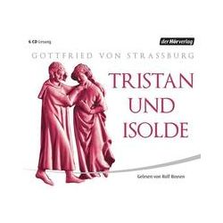 Hörbücher: Tristan und Isolde  von Gottfried Strassburg von Laura Olivi