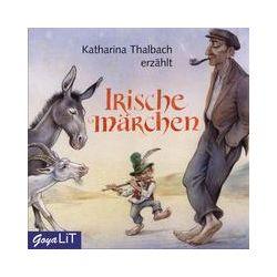 Hörbücher: Irische Märchen. CD  von Katharina Thalbach