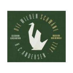 Hörbücher: H. C. Andersen, Jazz, 1 Audio-CD  von Hans Christian Andersen