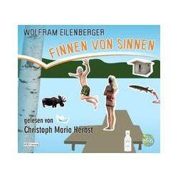 Hörbücher: Finnen von Sinnen  von Wolfram Eilenberger