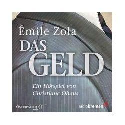 Hörbücher: Das Geld  von Emile Zola