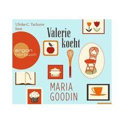Hörbücher: Valerie kocht  von Maria Goodin