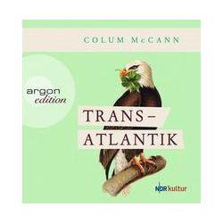 Hörbücher: Transatlantik  von Colum McCann