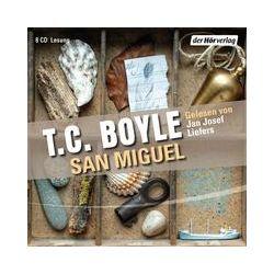 Hörbücher: San Miguel  von T. C. Boyle