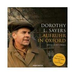 Hörbücher: Aufruhr in Oxford  von Dorothy Leigh Sayers