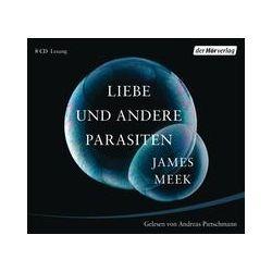 Hörbücher: Liebe und andere Parasiten  von James Meek