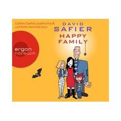 Hörbücher: Happy Family (Hörbestseller)  von David Safier