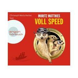 Hörbücher: Voll Speed (Hörbestseller)  von Moritz Matthies